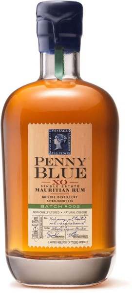 Penny Blue XO Single Estate Rum 0,7 l