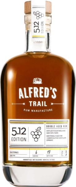 Alfreds Trail Edition 5.12 Guatemala Rum 0,7l