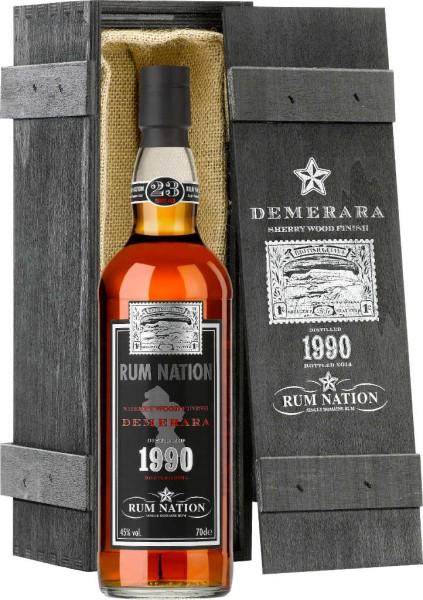 Rum Nation Demerara 23 Jahre 0,7 l