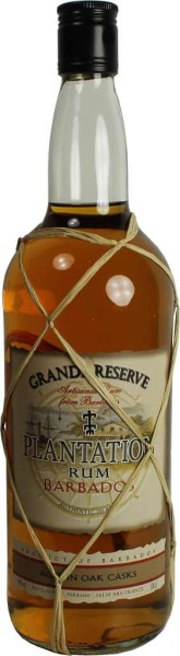Plantation Barbados Grande Reserve Rum 4 Jahre 1 Liter