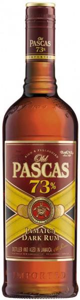 Old Pascas Dark Rum 0,7 l