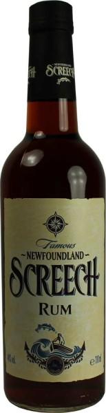 Screech Famous Newfoundland Rum 0,7 l