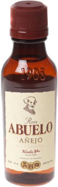 Abuelo Panama Rum Anejo Mini 5cl