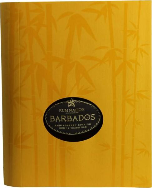 Rum Nation Barbados 12 Jahre Anniversary 0,7 l
