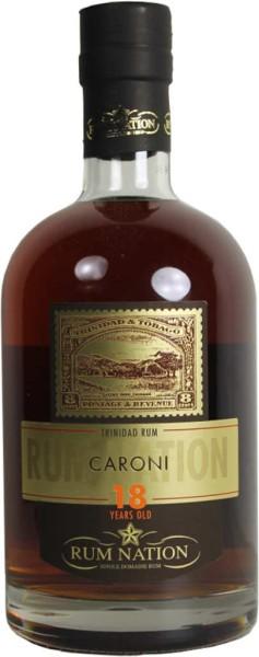 Rum Nation Caroni 18 Jahre 0,7 l