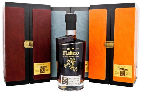 Malteco Rum 25 Jahre 0,7 Liter