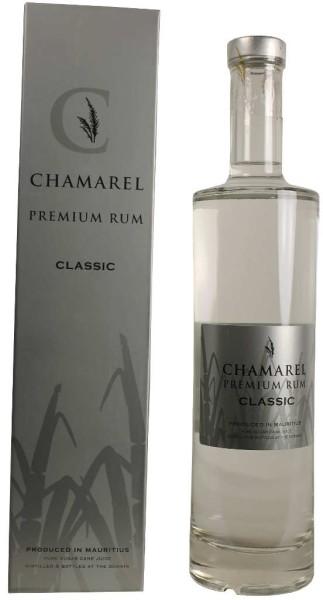 Chamarel Premium White Rum 0,7L