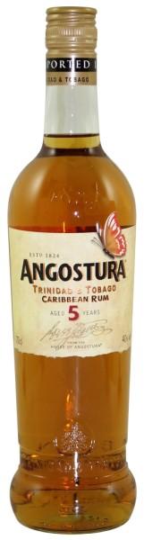 Angostura Gold Rum 5 yrs