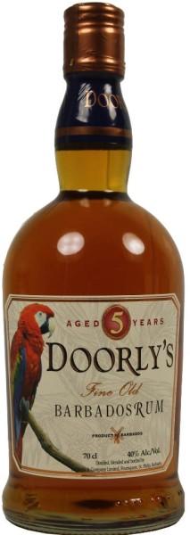 Doorlys Rum - 5 Jahre