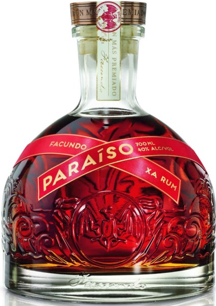 Bacardi Rum Facundo Paraiso 0,7l