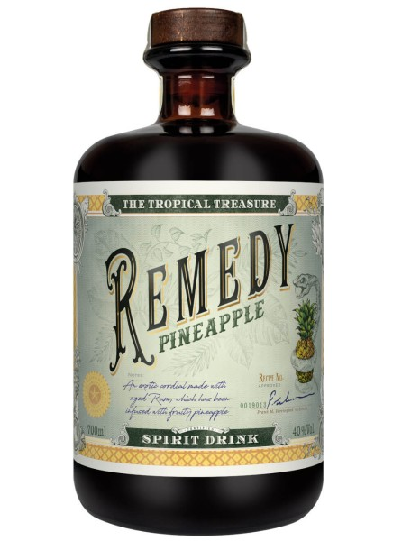 Remedy Pineapple 0,7 Liter