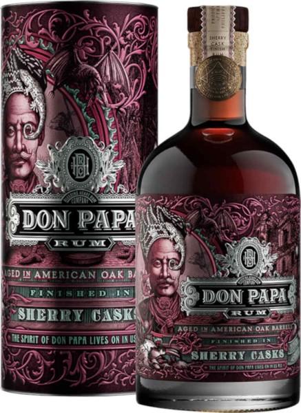Don Papa Rum Sherry Cask 0,7l