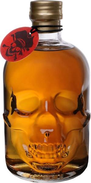 SeaWolf Vodka Spirit Spiced Piratenflasche 0,5 Liter