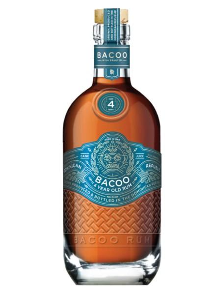 Bacoo Rum 4 Jahre 0,7 Liter