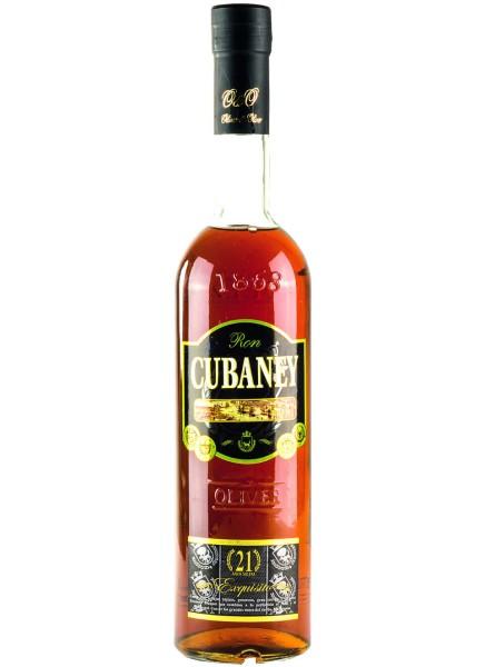Cubaney Rum Exquisito 21 Jahre 0,7 l