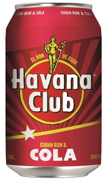 Havana Club & Cola Dose