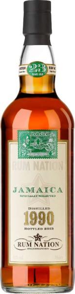 Rum Nation Jamaica 23 Jahre 1990-2013 0,7 l