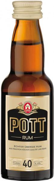 Pott Rum 40 % 4cl Mini