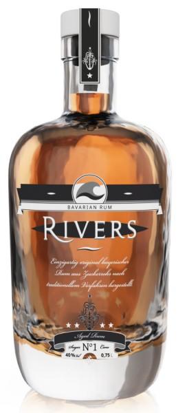 Rivers Bavarian Rum - Blended Aged 0,7l