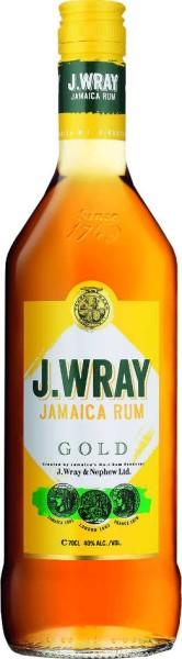 J.Wray Rum Spezial Gold 1 Liter