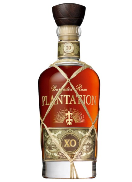 Plantation Barbados Extra Old 20th Anniversary Rum 0,7 l