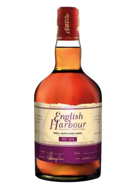 English Harbour Port Cask Finish Rum 0,7 Liter