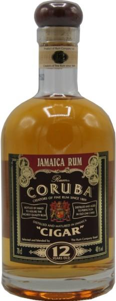 Coruba Rum 12 Jahre 0,7 l