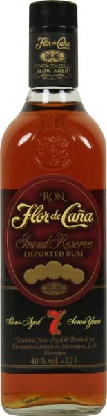 Flor de Cana Rum Gran Reserve 7 yrs.