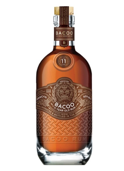 Bacoo Rum 11 Jahre 0,7 Liter
