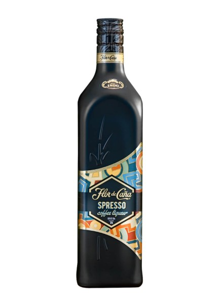 Flor de Cana Spresso Coffee Likör 0,7 Liter