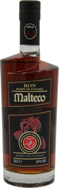 Malteco Rum Reserva del Fundador 20 Jahre 0,7 l