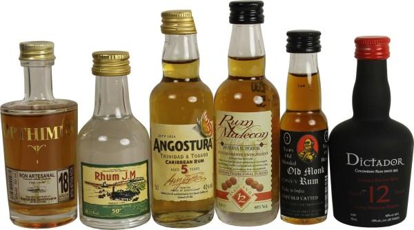 Rum Tasting Set Mini