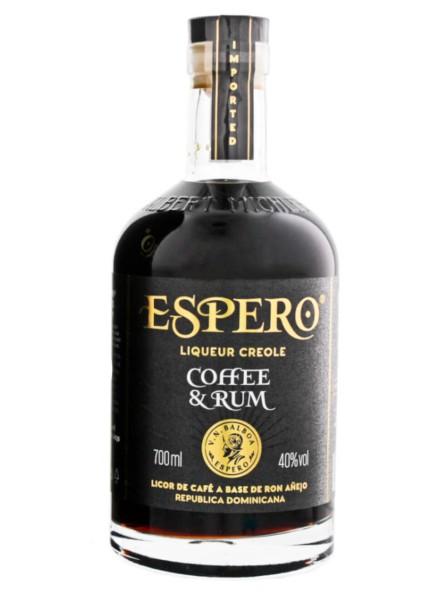 Espero Likör Creole Coffee & Rum 0,7 Liter