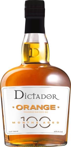 Dictador Rum Orange 100 Months Aged 0,7l