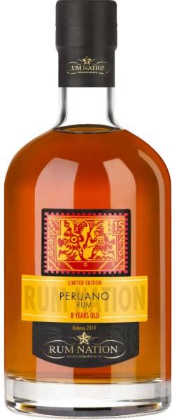 Rum Nation Peruano 8 Jahre 0,7 l