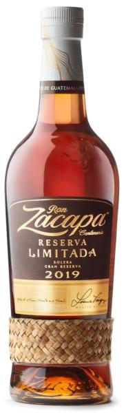 Ron Zacapa Reserva Limitada 2019 0,7 l