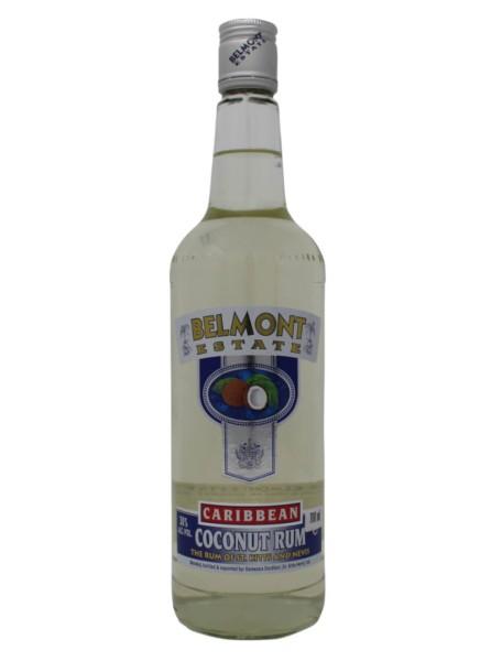 Belmont Estate White Coconut 0,7 l