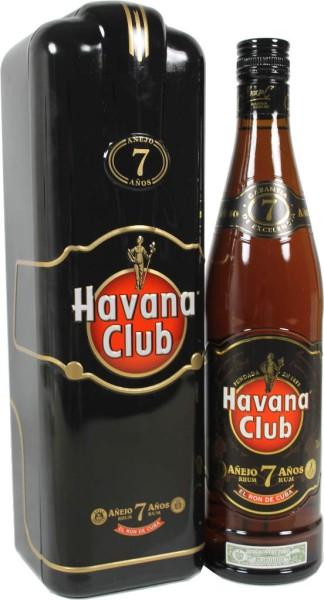 Havana Club 7 Jahre in Tinbox 0,7 l