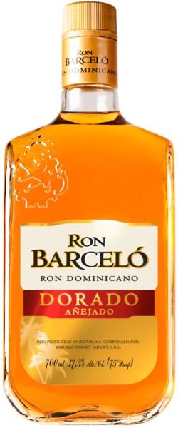 Barcelo Rum Dorado Anejado 0,7 l