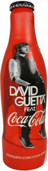 Coca Cola David Guetta Edition 0.25l