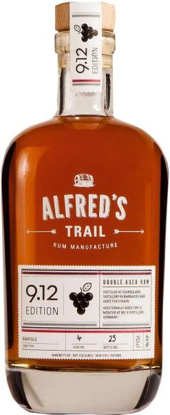 Alfreds Trail Edition 9.12 Barbados Rum 0,7L