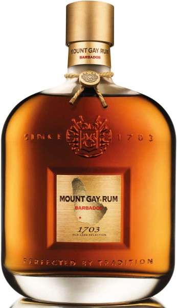 Mount Gay Old Cask Selection