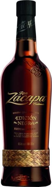 Ron Zacapa neue Flasche