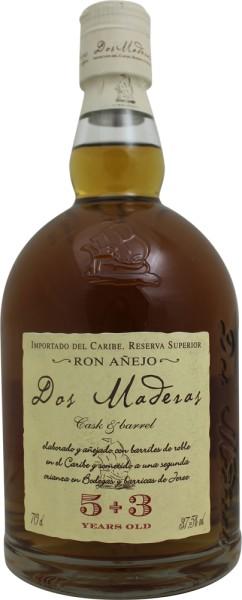 Dos Maderas Anejo 5 Yrs. + 3 Yrs. 0,7l