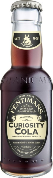 Fentimans Curiosity Cola 0,125l