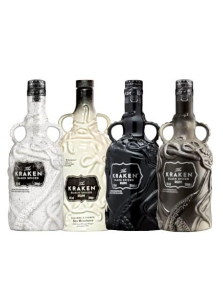 Kraken Black Spiced Keramik Bottle 0,7 Liter